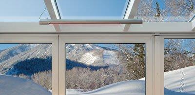 Cómo calentar eficazmente una veranda