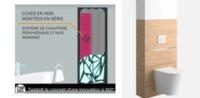 ¡El calentador de agua inteligente que ahorra espacio y reduce el consumo de agua y de energía!
