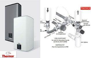 ¿cómo instalar un calentador de agua de acumulación eléctrico en un instante?
